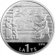 Латышская азбука (Cu/Ni)