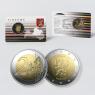 2 EURO COIN / Vidzeme / BU