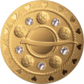 Gold Brooches. The Bubble Fibula