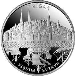 Hanzas pilsētas. Rīga