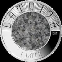 Akmens monēta