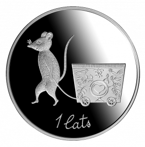 Šūpuļa monēta