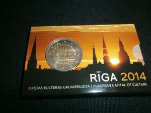 Riga - European Capital of Culture 2014 (BU)