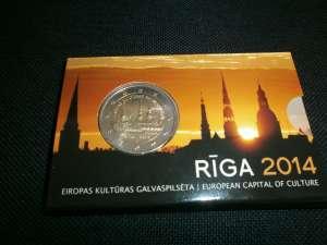 Riga - European Capital of Culture 2014 (BU)