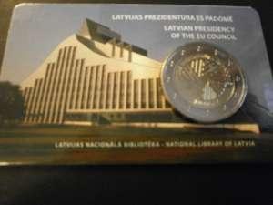 Президентство Латвии в Совете ЕС (BU)