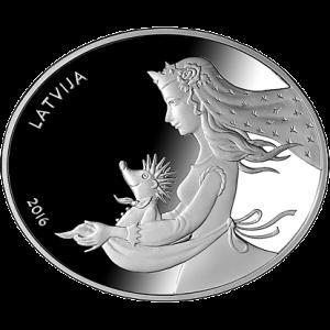 Fairy Tale Coin II. Hedgehog Coat